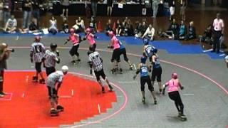 Show Me Derby-Q Regionals, 2011: Nashville v Tampa Clip 2
