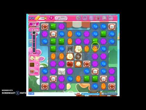 Candy Crush Level 2494 help w/audio tips, hints, tricks