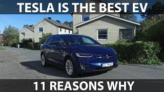 11 reasons why Tesla is the best EV