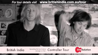 British India on Tour - Live Solution