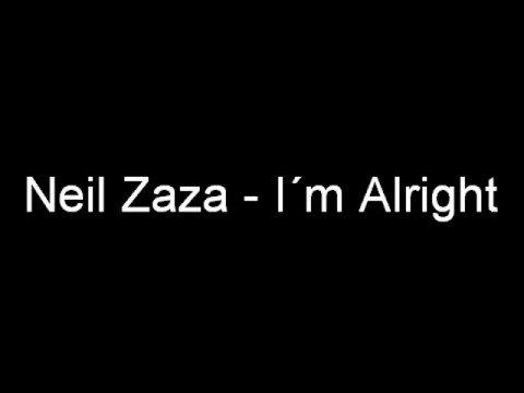 Jerry C/Neil Zaza - I´m Alright Backing Track (Original)