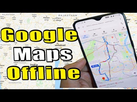 How To Use Google Maps Offline On Android Phone
