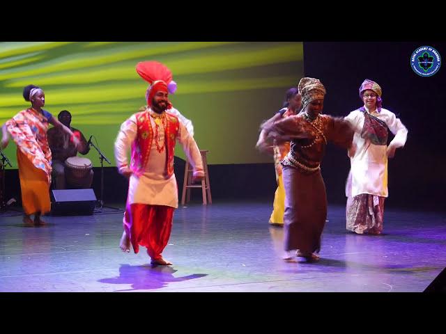 Royal Academy of Bhangra| Folk Lok Live| Folk Fusion| 2017| Series -1| Stories of  Celebration