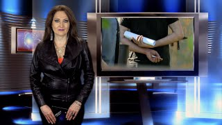 KONTAKT TV: ''Ukraine in the News'' with Tania Stech, August 29th, 2019 (News--Show #2753)