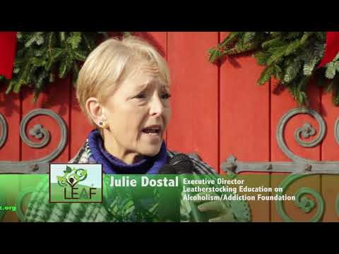LEAF Julie Dostal Education on Alcoholism/Addictions Foundation Help
