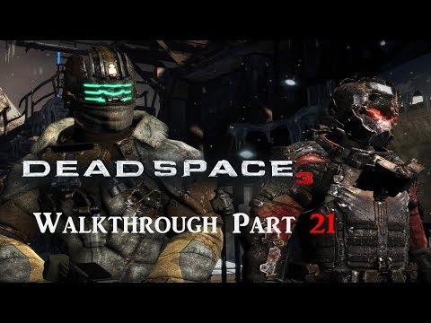 Dead Space 3 Co-Op Walkthrough Part 21: Geology Time
