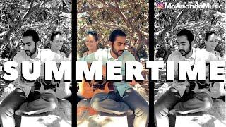 Summertime |  MoAnanda (Gershwin 1935 jazz standard)