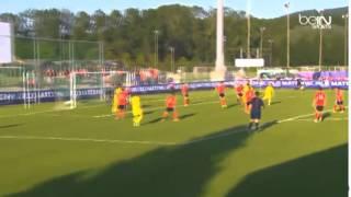 แอลเบเนีย 0-1 โรมาเนีย