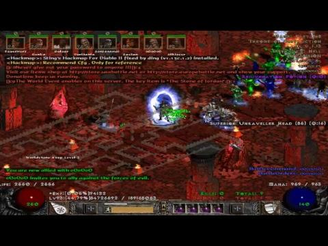 Diablo 2 LOD: Ностальгия
