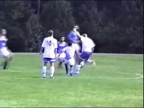 Longwood College Soccer - 1992 Season