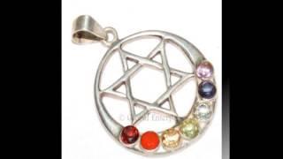 Silver Chakra Pendants, 925 Silver Chakra Jewllery, Chakra Pendants, Global Enterprise