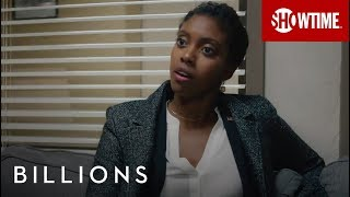 Billions Star Condola Rashad Explains - Idistracted