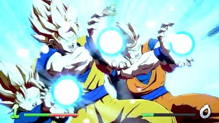 ALL SUPER ATTACKS! | DRAGON BALL FIGHTERZ