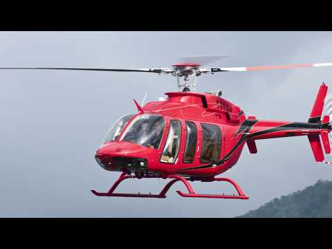 Caverton Helicopters Expands Existing Bell Helicopter Fleet with Eight 407GXPs [PART ONE]