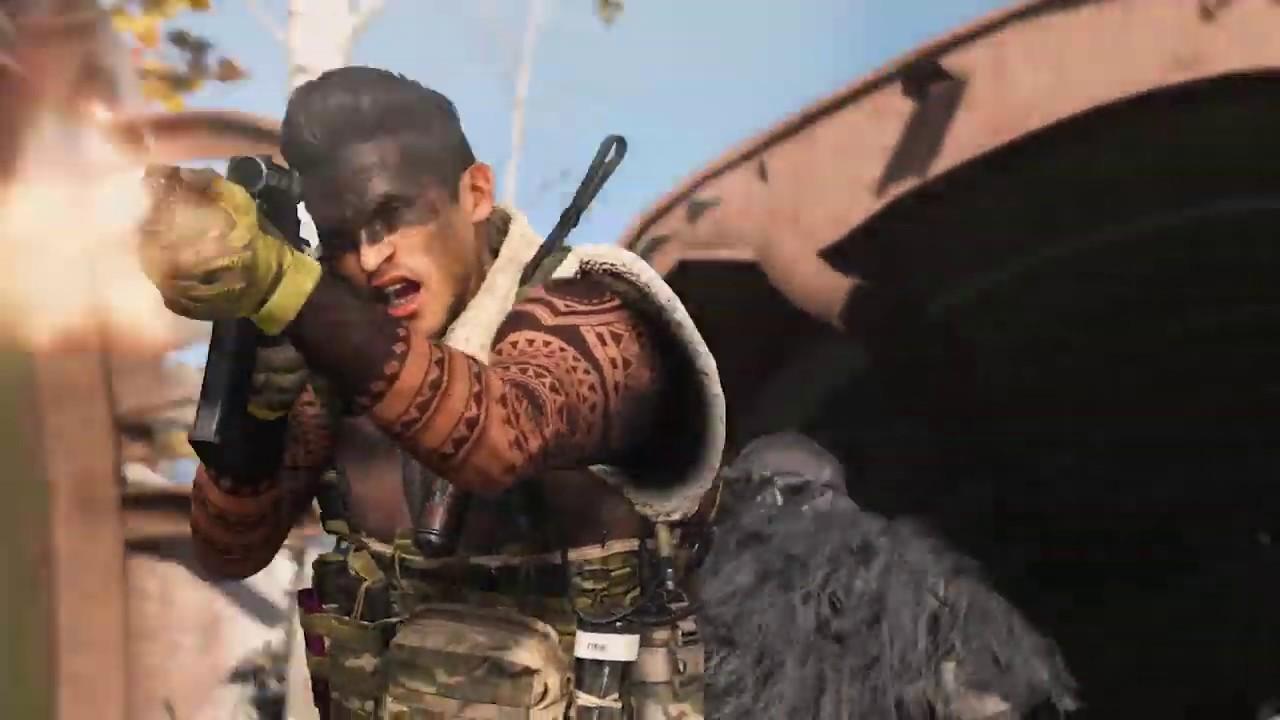 『決勝時刻:現代戰爭』第二季開戰遊玩影片