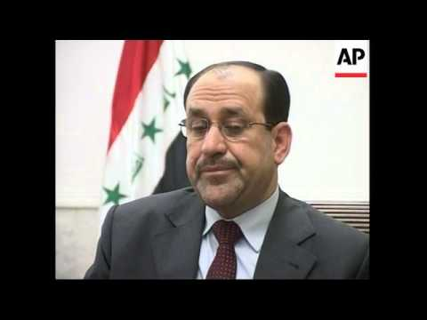 WRAP Gunmen kill 6 Sunni men, IED blast; Maliki on government shake-up, Iraqi FM in Cairo