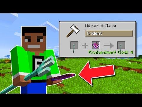 NEW ENCHANTMENTS in Minecraft!?! - Minecraft Aquatic Update