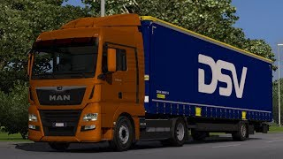 [1.32] Euro Truck Simulator 2 | Krone Megaliner 2017 By Sogard3 V1.5 | Mods