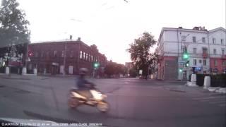 Идиоты на скутерах Пермь 03 40 22 06 16