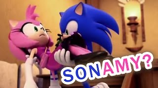 Sonamy en Sonic Boom?