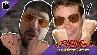 Raging Justice part 1: New Brawler?