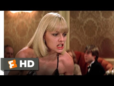 Scarface (5/8) Movie CLIP - Say Goodnight to the Bad Guy (1983) HD