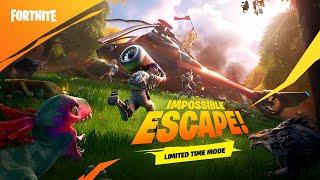 Impossible Escape LTM Trailer - Fortnite