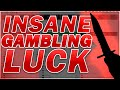 CS:GO GAMBLING - FROM NOTHING TO A KNIFE IN 1 BET!