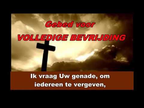 Gebed voor Volledige Bevrijding