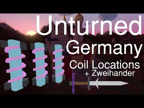 Unturned Map Of Germany.Unturned Secret Teleporter Room Unturned Germany Map Ep 19
