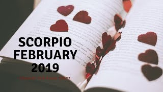 THE HEART GETS A VOICE Scorpio February 2019