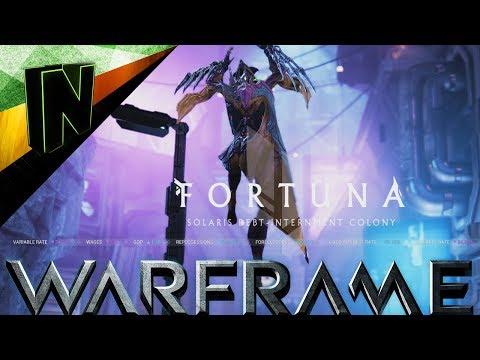 Warframe Fortuna első lépések thumbnail