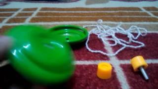 Cara membuat yoyo