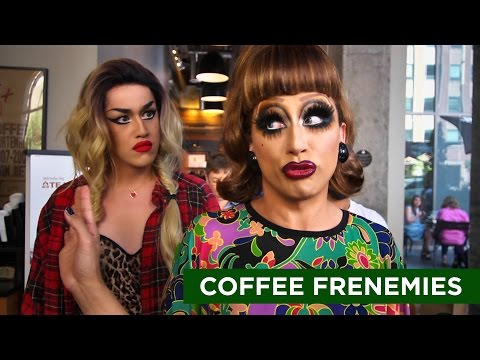 Coffee Frenemies  Starbucks and OUTtv