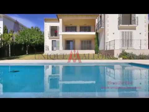 Newly Constructed Luxury Villa with Sea Views : Santa Ponsa Properties for sale