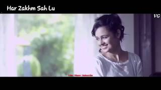 Gambar cover Koi Mujhe De De Zahar | new whatsapp status video | #emotional