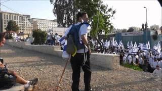 ריקוד דגלים יום ירושלים- The