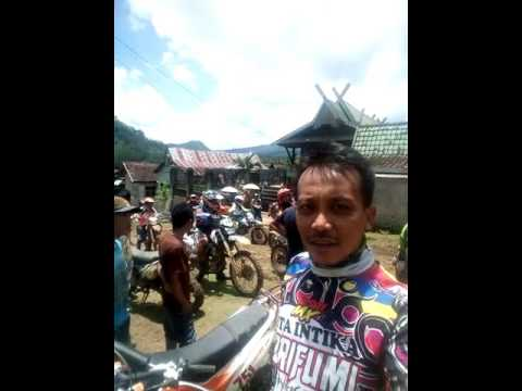 Jelajah wisata motor,sumbawa festival moyo
