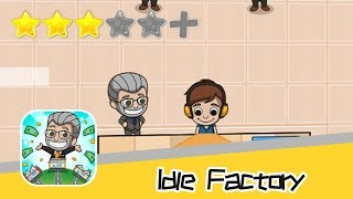Idle Factory Tycoon - Kolibri Games GmbH Walkthrough Get Started Recommend index three stars
