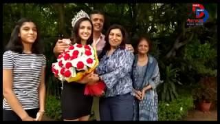 Meet Miss Intercontinental India 2019 Surina Jaidka and Her Family | Miss Divine Beauty 2019