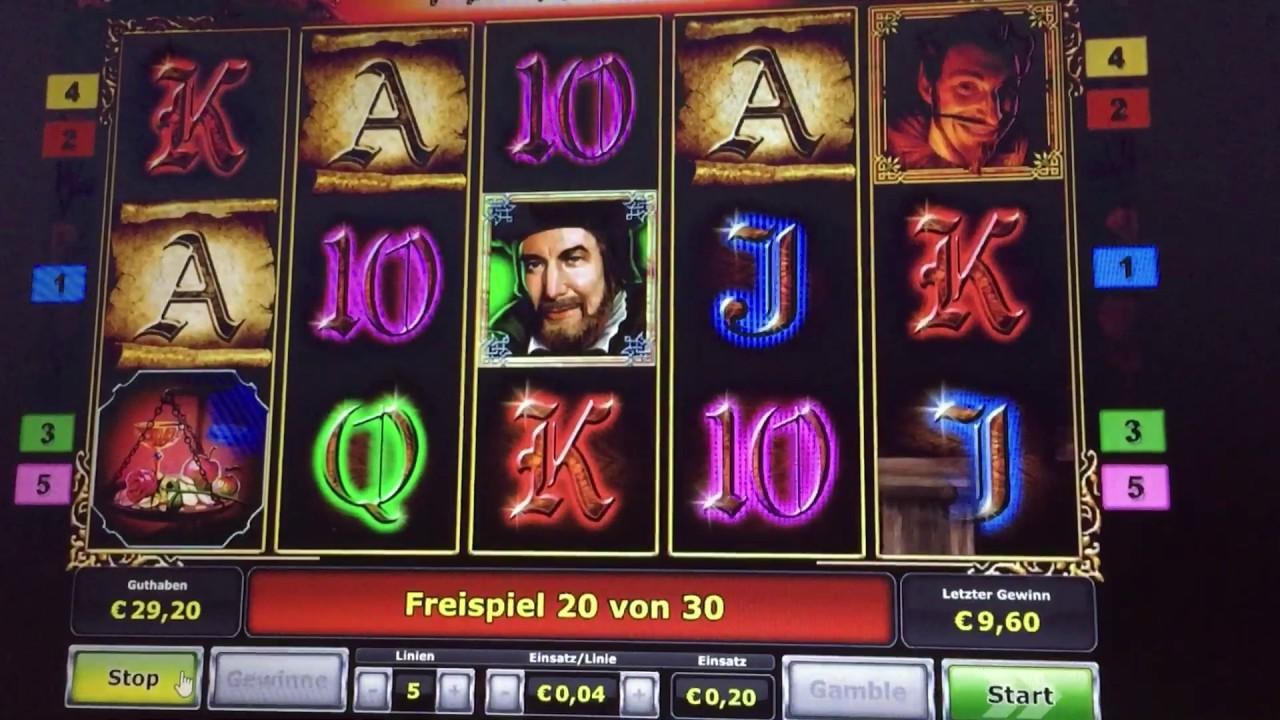 online casino freispiele faust online