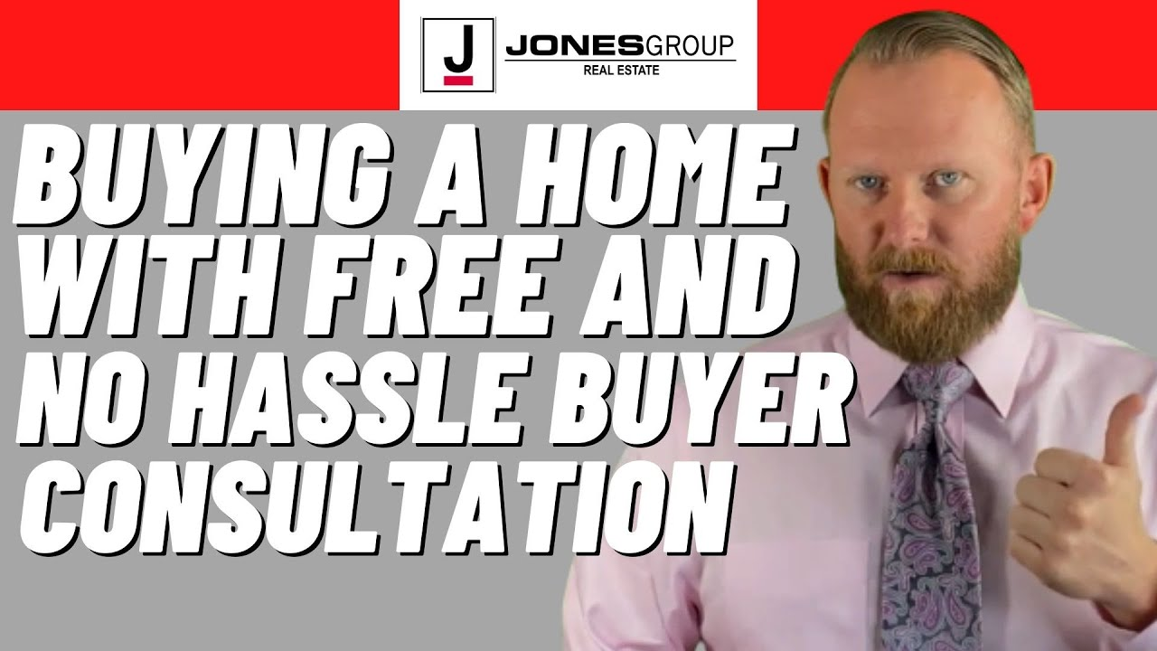 TEAM THAT PROVIDES FREE BUYER CONSULTATION IN REAL ESTATE   Jared Jones   Jones Group Real Estate