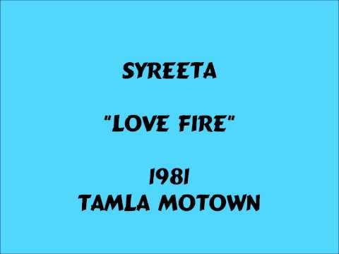 Syreeta - Love Fire - 1981