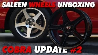 homepage tile video photo for Cobra Update #2 - Wheel Unboxing