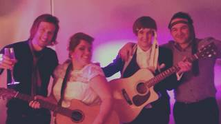 Chester Wedding from acoustic wedding band rock my reception