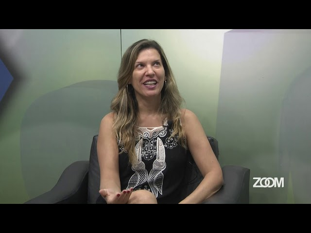02-03-2019 - MUITO MAIS SAÚDE - ENTREVISTA COM A FISIOTERAPEUTA MARIA LINA LEITE