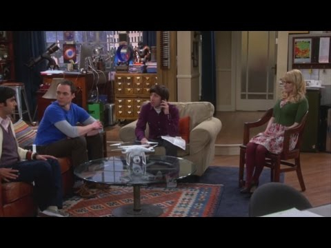 The big bang theory - Howard call to tech support (Raj funny moment)