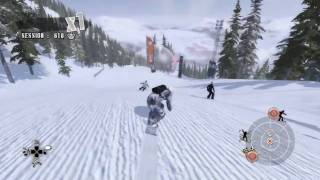 Shaun White Snowboarding - Showroom 2 - PS3/Xbox360