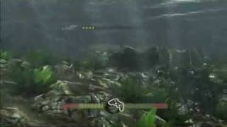 HALU Rapala Fishing Frenzy 2009 PS3 PS2 Wii PC Trailer
