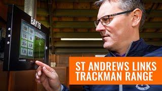 St Andrews Links - TrackMan Range